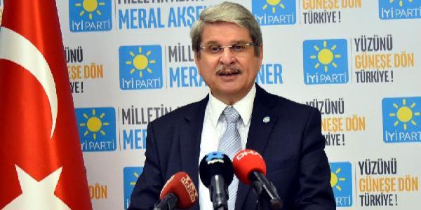 İYİ Parti'li Aytuğ Çırağ'dan seçim ittifakı açıklaması: Artık gerek kalmadı