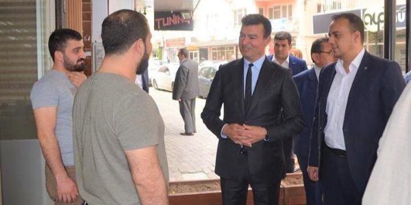 """Belediye Başkanın  """"Su haktır, ücretsiz olmalı"""" sözü Aydın'da gündem oldu"""
