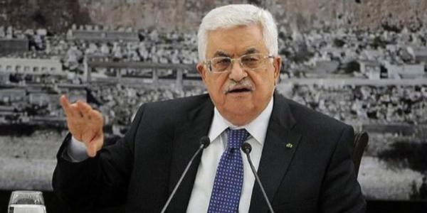 Filistin Devlet Başkanı Abbas uluslararası koruma istedi