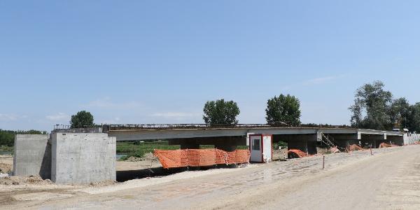 Trakyayı taşkından koruyacak 'Kanal Edirne'de son rotuşlar