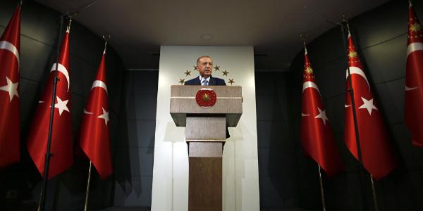 Cumhurbaşkanının yemin töreniyle ilgili Kanun Hükmünde Kararname
