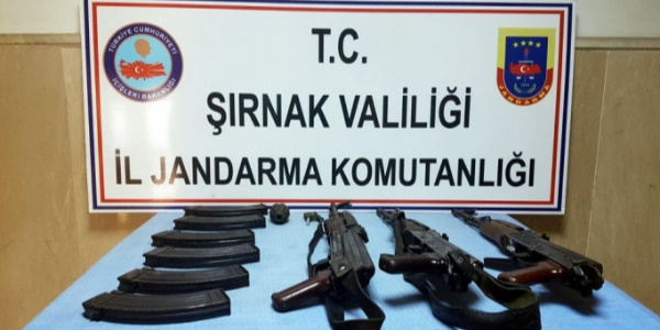 Şırnak'ta  PKK'ya bir darbe daha: 8 terörist etkisiz hale gelitirlid