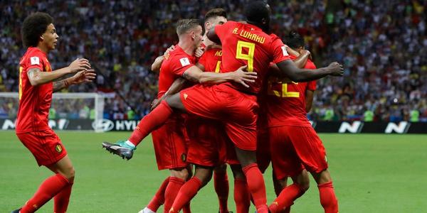 Dünya Kupası'nda Belçika, Brezilya'yı saf dışı bıraktı