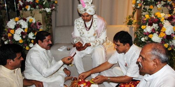 Bodrum'da Hindistan'ın ünlü ailesinden 4 gün 4 gece süren düğün