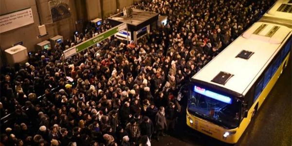İstanbul'da metrübüse hücum: Kullanan sayısı 6 ayda 4 milyon arttı