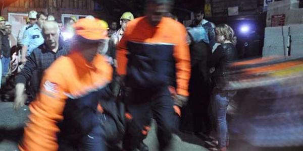 Zonguldak'ta maden ocağında göçük: 1 ölü, 1 yaralı