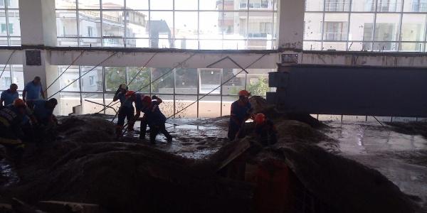 Ankara'da özel okul inşaatı 3 işçiye mezar oldu