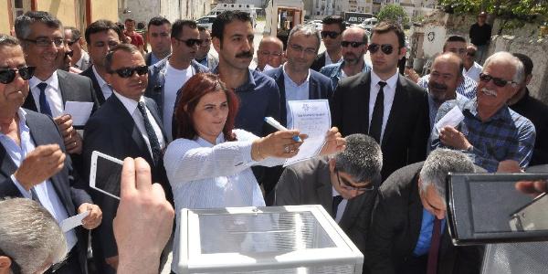 """Aydın Büyükşehir Belediyesi  """"Kuşadası Tariş arazisi""""  savunması"""