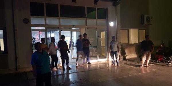 İzmir'de Romanlar hastaneyi birbirine kattı: 1'i polis, 8 yaralı