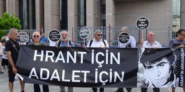 """Hrant Dink davası öncesinde """"Hrant'ın Arkadaşları""""ndan açıklama"""