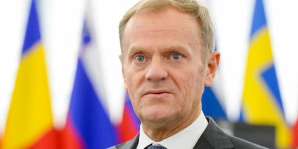 """AB Konseyi Başkanı Tusk'tan ABD'ye """"dostlarının kıymeni bil"""" çağrısı"""