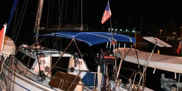 FETÖ'den aranan 4 kişi ABD bayraklı tekne ile kaçarken yakalandı