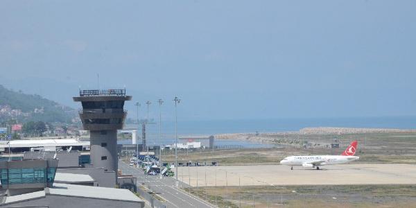 Ordu-Giresun havalimanı 100 bin yolcuyu zorluyor