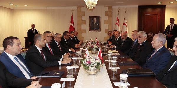 KKTC'den, Cumhurbaşkanı Erdoğan'a ekonomik destek çağrısı