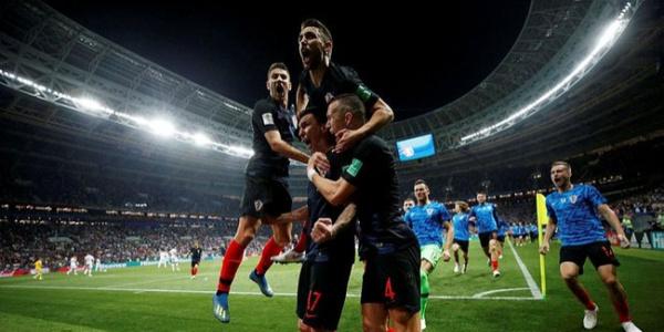 Dünya Kupası'nda finalin adı kondu: Hırvatistan tarih yazıyor