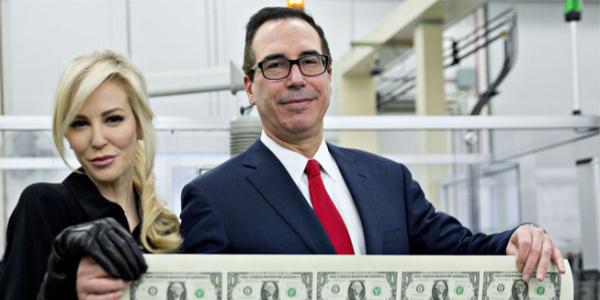 ABD Hazine Bakanı Steven Mnuchin'den ticaret savaşı çıkışı