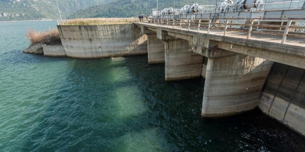 İzmir Büyükşehir'den toprağa su, çiftçiye nefes olacak proje