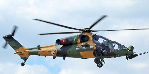 Türkiye'den Pakistan'a 30 adet T129 ATAK helikopteri satışı