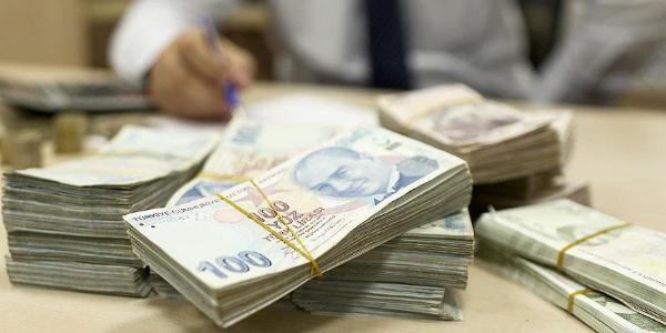 Mayıs ayında nakdi krediler  tutarı 2,5 trilyon TL oldu