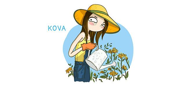 Hande Kazanova 16 - 22 Temmuz haftası Kova Burcu İncelemesi