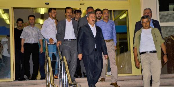 BBP lideri Mustafa Destici'nin ağabeyi ölümden döndü
