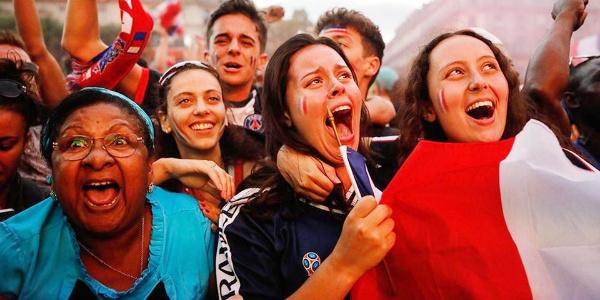 Dünya kupasına genç kadrosu ile katılan Fransa şampiyonluk istiyor