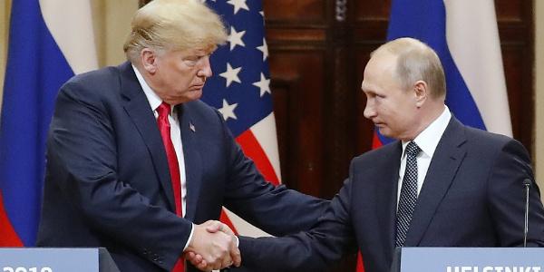 Trump ve Putin'den Suriye'ye insani yardım anlaşması
