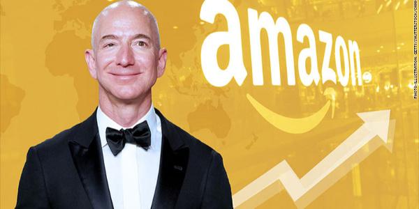 Dünyanın en zengin ismi belli oldu: Jeff Bezos