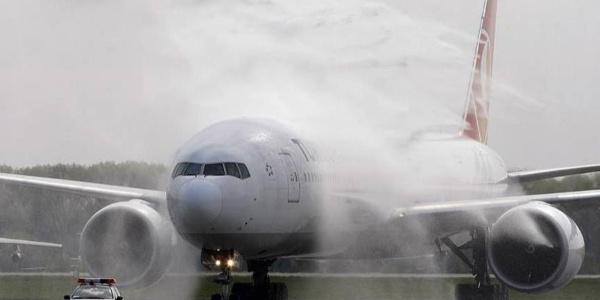 İstanbul'dan  Abuja  için kalkan THY uçağı kuş sürüsü yüzünden geri döndü