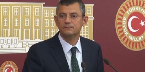 CHP'li Özgür Özel bedelli askerliğin Meclis'ten geçmesini istedi