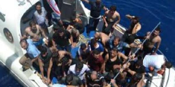 KKTC açıklarında mülteci faciası: 19 ölü, 25 kayıp