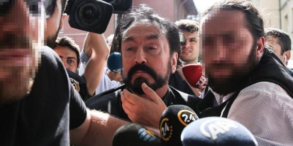 Sorgusu biten 102 kişiden Adnan Oktar ile birlikte 96'sı tutuklandı
