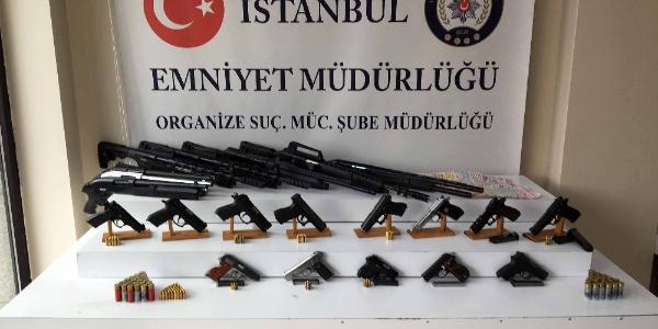 İstanbul polisinden Gülsuyu olayları faillerine büyük operasyon