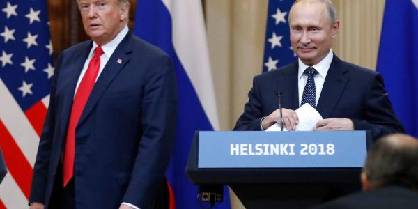 Demokratlar Trump'ın tercümanının kongrede dinlenmesini istedi