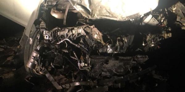 Şanlıurfa'da iki otomobil kafa kafaya çarpıştı: 2 ölü, 2 yaralı