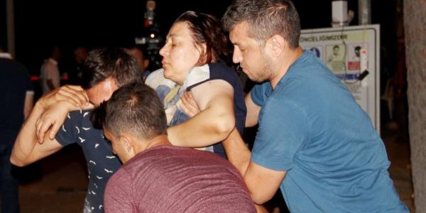 Muğla'da göçük altında kalan işçilerden birinin cesedi bulundu