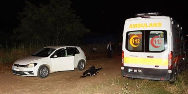 22 yaşındaki şahıs başından vurulmuş halde bulundu