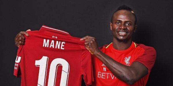 Liverpool  10 numaranın yeni sahibini açıkladı:  Sadio Mane