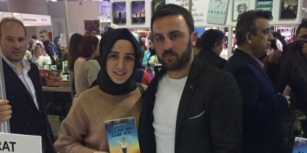 Yazarı ağlatan mail: Kitabını okudu intihardan vazgeçti