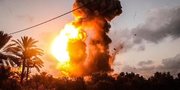 İsrail ordusundan Hamas'la ilgili şok açıklama: Gazze'de 60 hedefe saldırdık