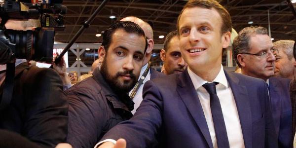 Fransa'da  Macron'un koruması ile ilgili kriz büyüyor