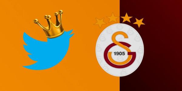 Twitter etkileşimlerinde Galatasaray Avrupa'da ilk 5'e girdi