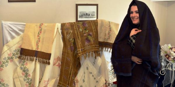 Erzurum'un ehram dokuması da coğrafi işarete girdi