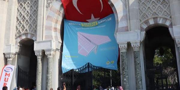 İstanbul'da KPSS heyecanı: Kapıdan döndüler