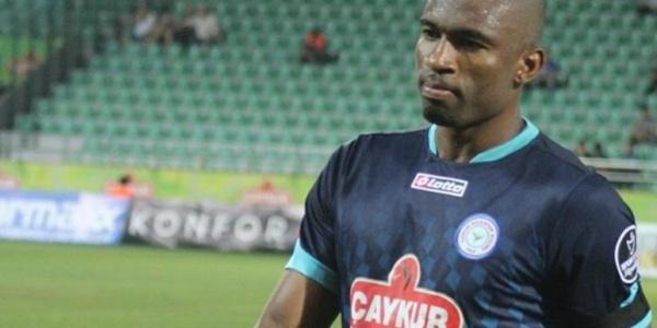 Kweuke,  Çaykur Rizespor'un sözleşme fesih teklifini reddetti