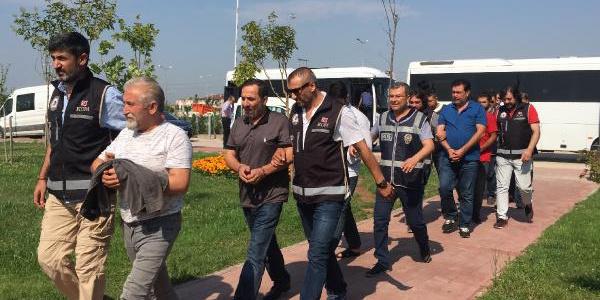 Akaryakıt kaçakçılığı ile ilgili 13 ilde operasyon: 30 gözaltı