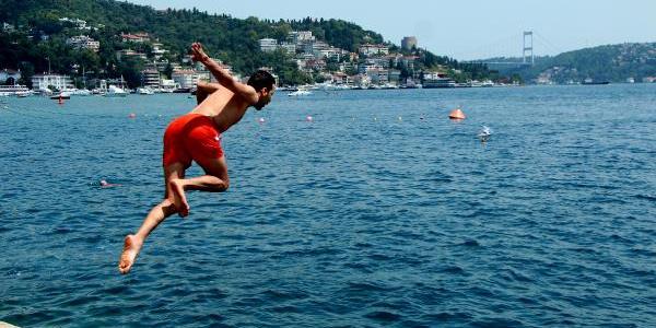İstanbul'da termometreler 37 dereceyi gösterdi