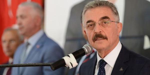 MHP'li İsmet Büyükataman'dan İYİ Partili Çıray'a sert yanıt: Edep sınırlarını aşma