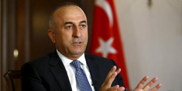 Bakan Çavuşoğlu'ndan Rum kesimine uyarı: Kendini adanın sahibi görmekten vazgeç