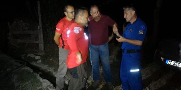 Antalya'da 31 gündür aranan çobanın cesedi bulundu